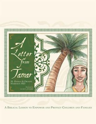 A Letter From Tamar - eBook  -     By: M. Ojinga, Dionne Harrison M.D.