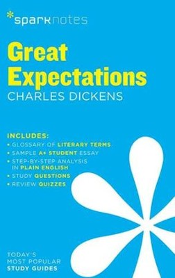 Great Expectations SparkNotes Literature Guide  -     By: Charles Dickens, SparkNotes