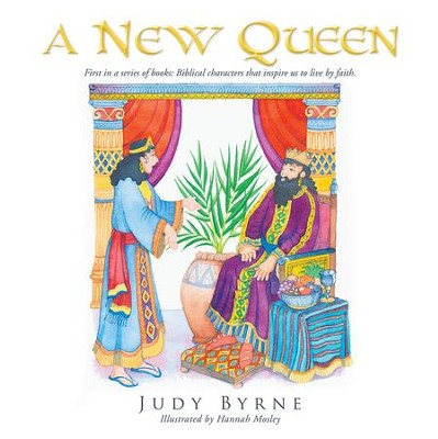 A NEW QUEEN - eBook  -     By: Judy Byrne