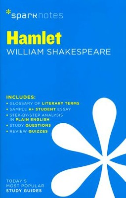 Hamlet SparkNotes Literature Guide  -     By: William Shakespeare, SparkNotes