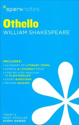 Othello SparkNotes Literature Guide  -     By: William Shakespeare, SparkNotes