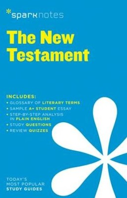 New Testament SparkNotes Literature Guide  -     By: SparkNotes