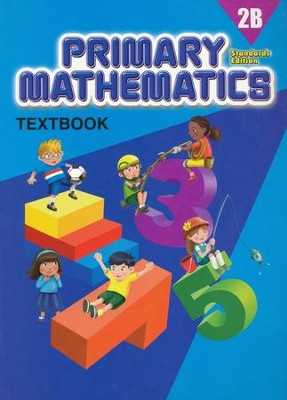 Primary Mathematics Textbook 2B (Standards Edition)   -