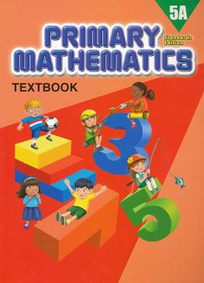 Primary Mathematics Textbook 5A (Standards Edition)   -