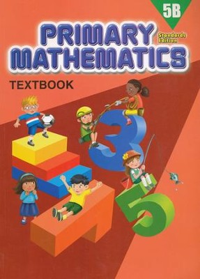 Primary Mathematics Textbook 5B (Standards Edition)   -