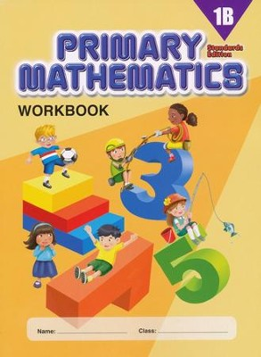 Primary Mathematics Workbook 1B (Standards Edition)   -