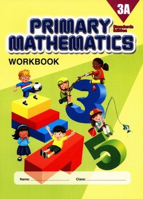 Primary Mathematics Workbook 3A (Standards Edition)   -