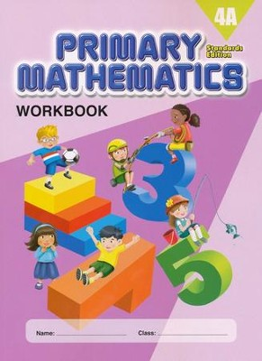 Primary Mathematics Workbook 4A (Standards Edition)   -