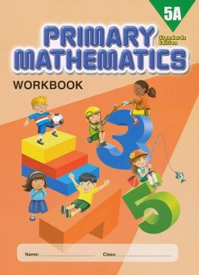 Primary Mathematics Workbook 5A (Standards Edition)   -