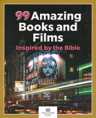 99 Amazing Books and Films Inspired by the Bible  -