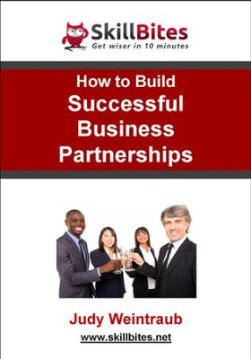 How to Build Successful Business Partnerships - eBook  -     By: Judy Weintraub