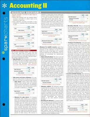 Accounting II SparkCharts  -     By: SparkNotes
