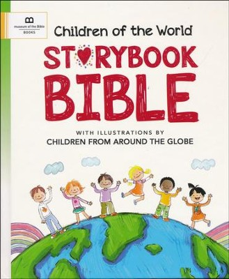 Children of the World Storybook Bible  -     By: Linda Washington
