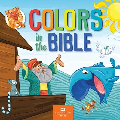 Colors in the Bible  -     By: Museum of the Bible