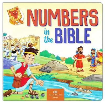 Numbers in the Bible  -     By: Museum of the Bible