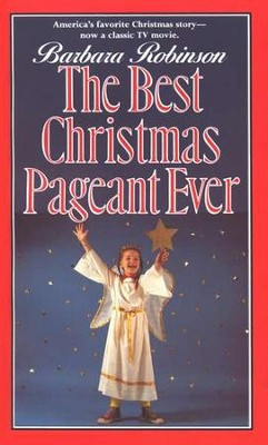 the best christmas pageant ever mass paperback by barbara robinson judith gwyn - The Best Christmas Pagent Ever