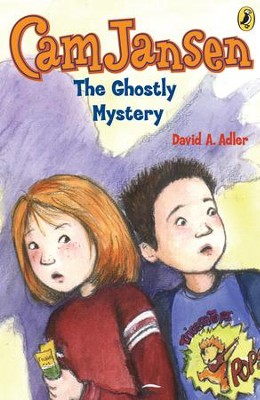 Cam Jansen: The Ghostly Mystery #16: The Ghostly Mystery #16 - eBook  -     By: David A. Adler     Illustrated By: Susanna Natti
