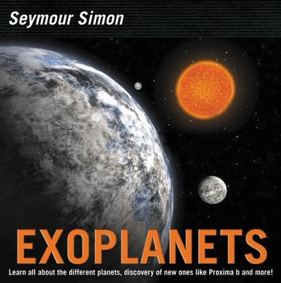 Exoplanets  -     By: Seymour Simon