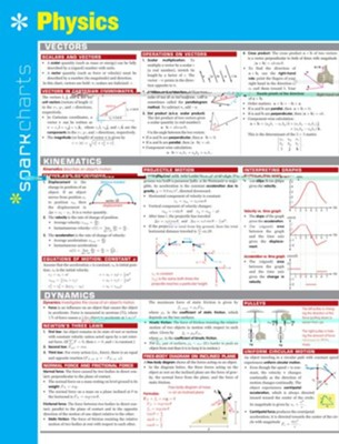 Physics SparkCharts  -     By: SparkNotes