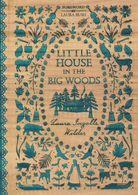 Little House in the Big Woods  -     By: Laura Ingalls Wilder