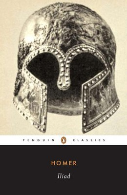 The Iliad - eBook  -     By: Homer