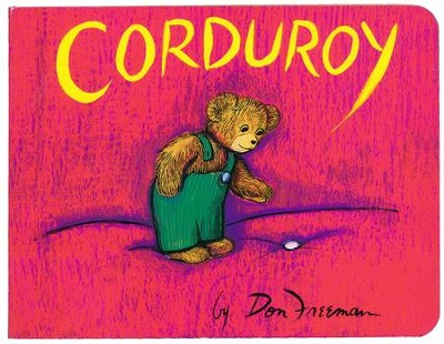 Corduroy  -     By: Leila Sales