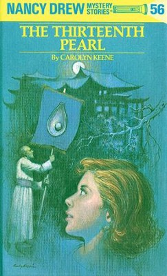 Nancy Drew 56: The Thirteenth Pearl: The Thirteenth Pearl - eBook  -     By: Carolyn Keene