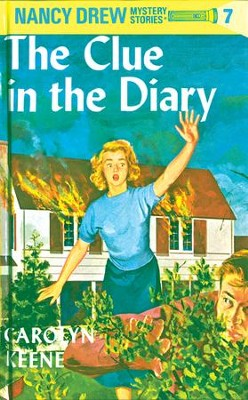 Nancy Drew 07: The Clue in the Diary: The Clue in the Diary - eBook  -     By: Carolyn Keene