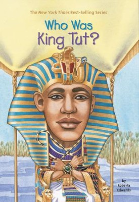 Who Was King Tut? - eBook  -     By: Roberta Edwards