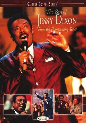 The Best of Jessy Dixon DVD   -