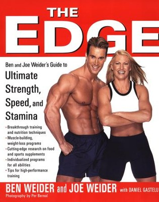 The Edge - eBook  -     By: Ben Weider, Joe Weider