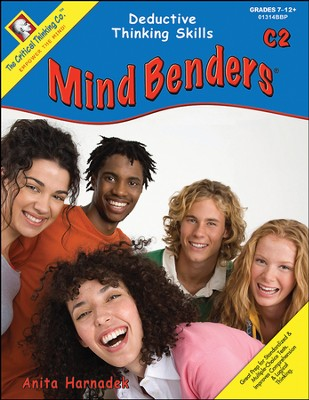 Mind Benders, Book C2, Grades 7-12  -     By: Anita Harnadek
