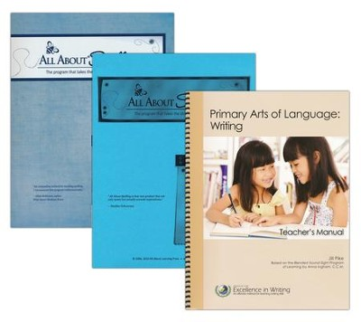 Primary Arts of Language--Complete Writing Package   -     By: Jill Pike