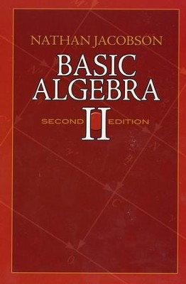Basic Algebra 2   -     By: Nathan Jacobson