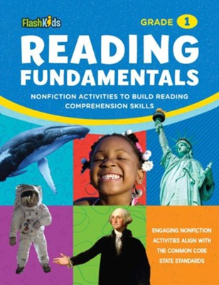 Reading Fundamentals: Grade 1: Nonfiction Activities to Build Reading Comprehension Skills  -     By: Aileen Weintraub