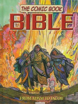Comic Book Bible, Volume 1  -