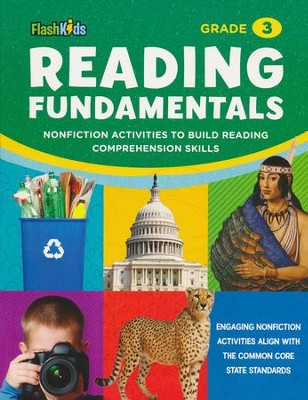 Reading Fundamentals: Grade 3: Nonfiction Activities to Build Reading Comprehension Skills  -     By: Kathy Furgang