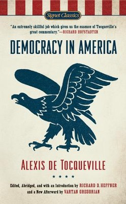 Democracy in America - eBook  -     By: Alexis de Tocqueville