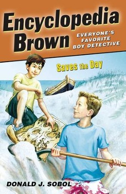 Encyclopedia Brown Saves the Day - eBook  -     By: Donald J. Sobol