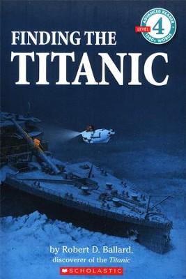 Finding The Titanic  -     By: Robert D. Ballard