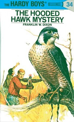 Hardy Boys 34: The Hooded Hawk Mystery: The Hooded Hawk Mystery - eBook  -     By: Franklin W. Dixon     Illustrated By: George Wilson