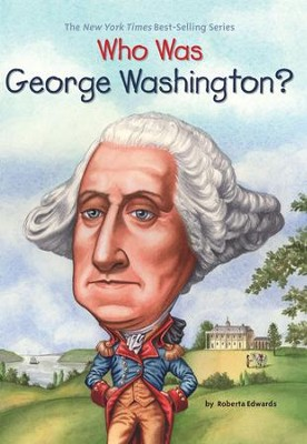 Who Was George Washington? - eBook  -     By: Roberta Edwards