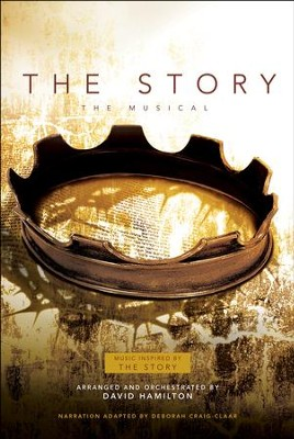 The Story-The Musical (Choral Book)   -