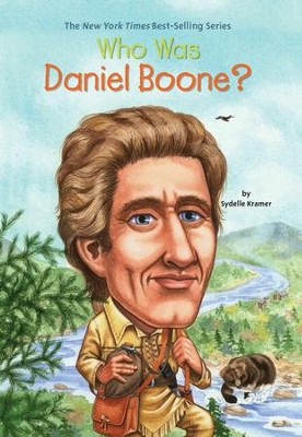 Who Was Daniel Boone? - eBook  -     By: Sydelle Kramer
