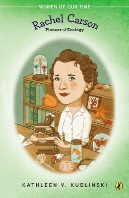 Rachel Carson: Pioneer of Ecology - eBook  -     By: Kathleen Kudlinski     Illustrated By: Ted Lewin