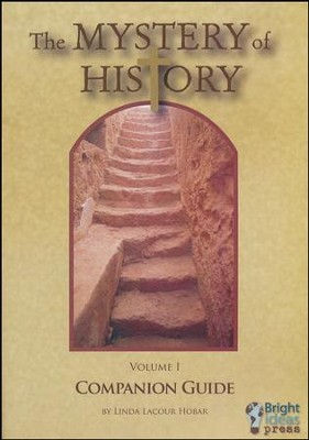 The Mystery of History Volume 1 (Second Edition) Companion Guide on CD-ROM  -