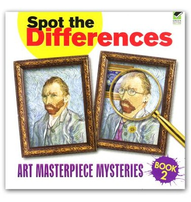 Art Masterpiece Mysteries, Book 2   -