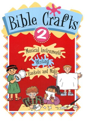 Crafts for Kids #2: Bible Times  -     By: Neva Hickerson