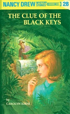 Nancy Drew 28: The Clue of the Black Keys: The Clue of the Black Keys - eBook  -     By: Carolyn Keene