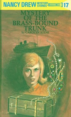 Nancy Drew 17: Mystery of the Brass-Bound Trunk: Mystery of the Brass-Bound Trunk - eBook  -     By: Carolyn Keene